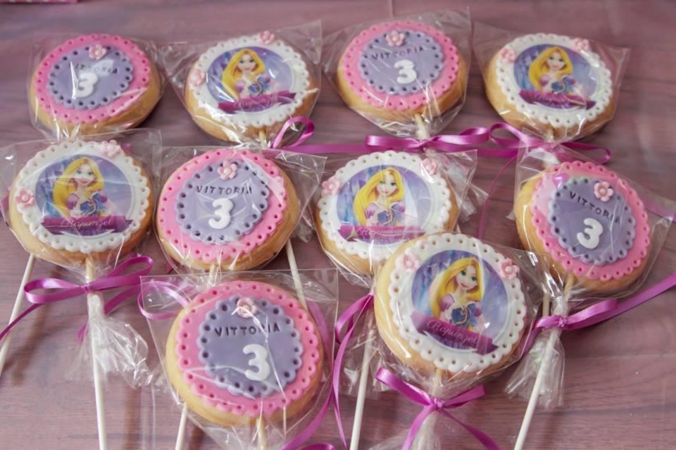 Eccezionale Rapunzel: Idee per una favolosa festa di compleanno ⋆ Bolle  GG37