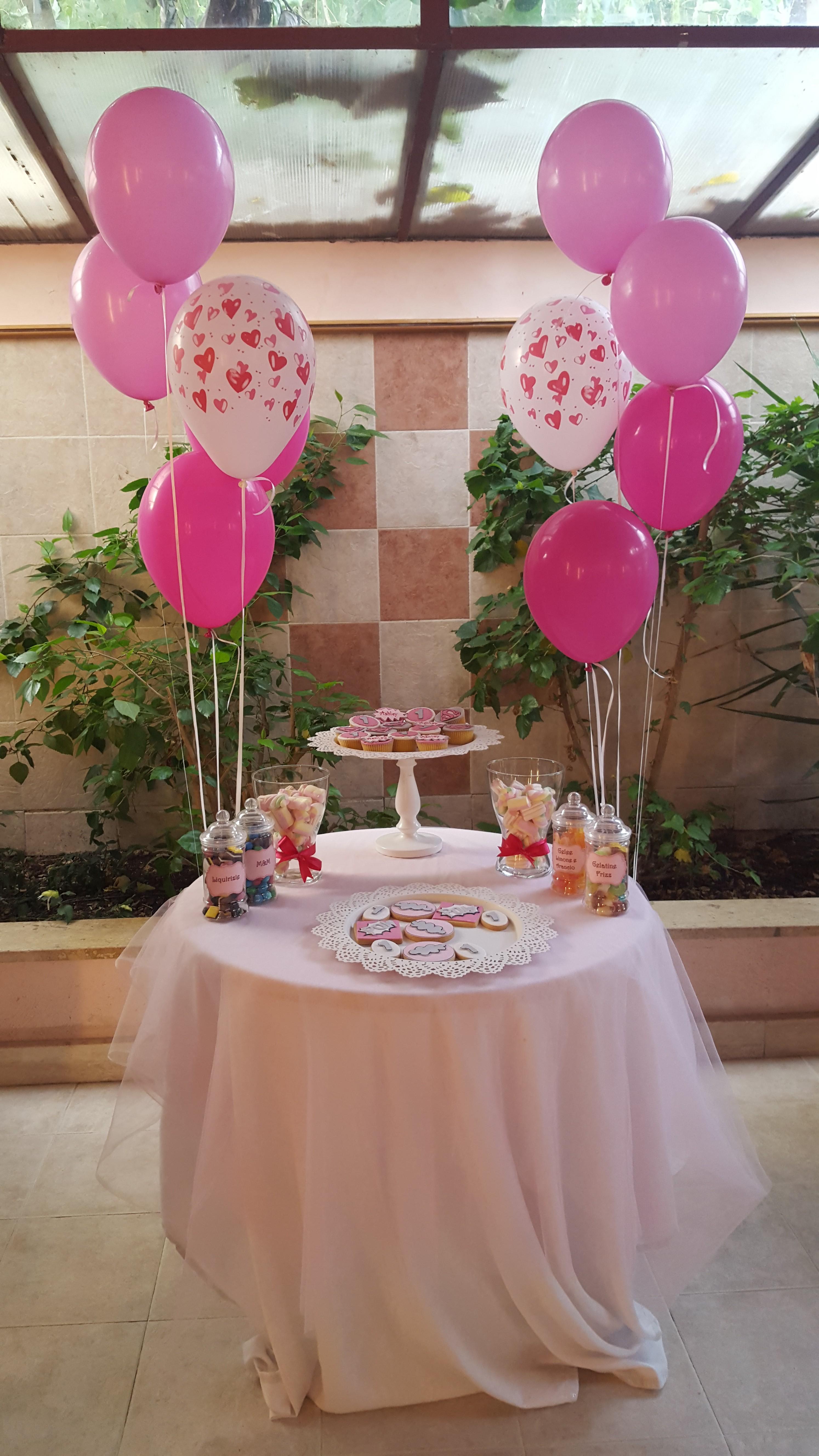 Compleanno bimba 1 anno nu32 regardsdefemmes for Decorazioni compleanno bimba