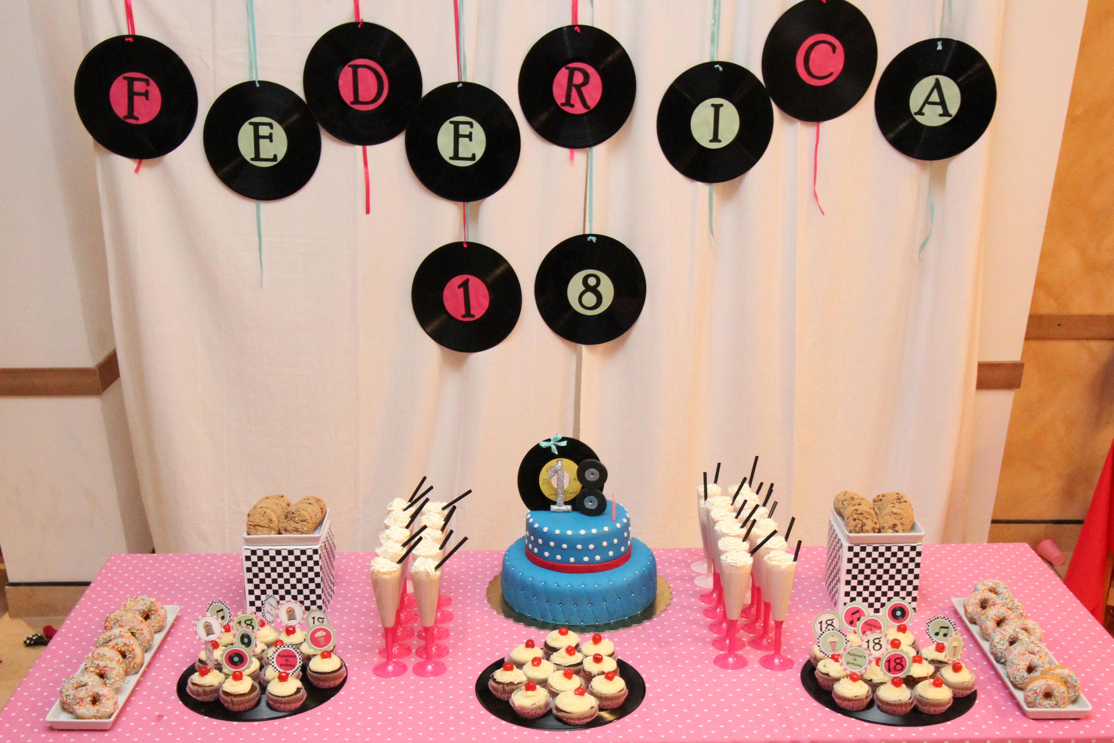 Swing Party Per I 18 Anni Di Federica Bolle Eventi